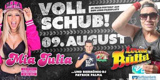 VOLLSCHUB | Die Mega Mallorca Eskalation mit Mia Julia, Lorenz Büffel, uvm.