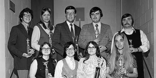 Ball State University 1972 Speech Team Alumni Reunion