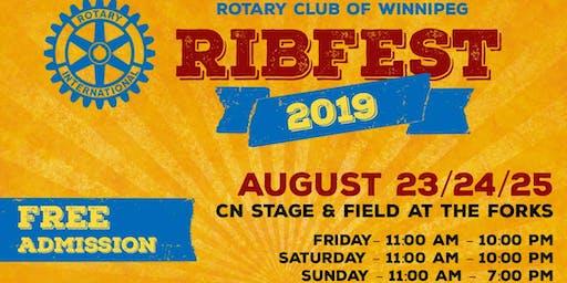 Rotary RIBFEST 2019