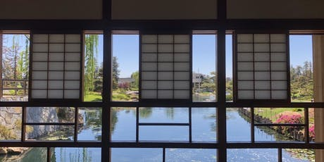 Japanese Garden Healing Retreat tickets