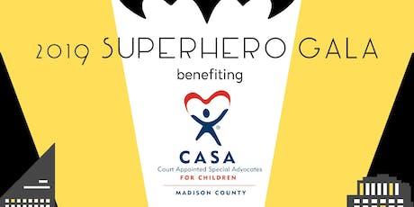 Superhero Gala tickets