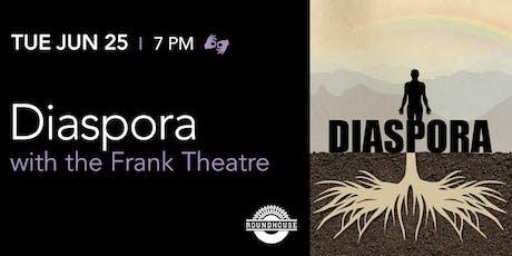 Diaspora @ QAF 2019 tickets