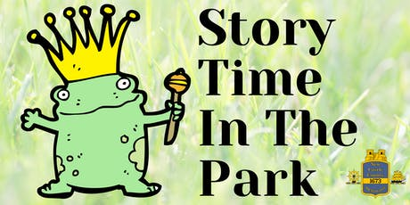 CANCELED: Story Time In The Park (7/27) tickets