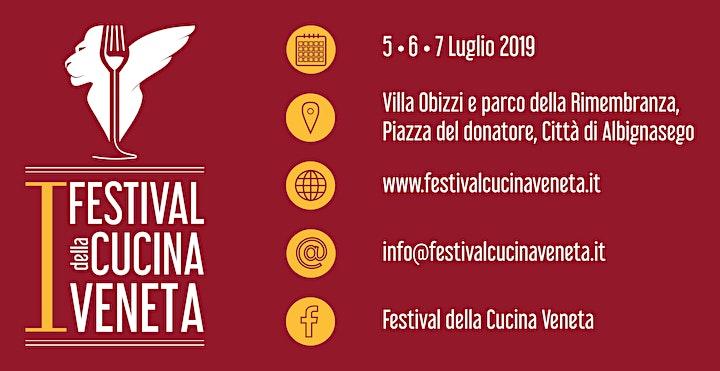 Immagine FIABE VENETE / Festival della Cucina Veneta 5 luglio 2019