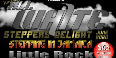 6th Round All White Steppers Delight Stepping in Jamaica