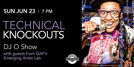 Technical Knockouts @ QAF 2019 tickets