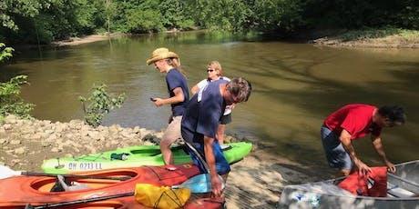 Flow the St. Joe Canoe/Kayak Paddle tickets