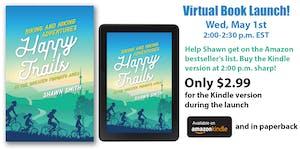 Special Invitation to Virtual Book Launch