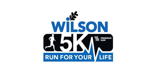 Wilson Run For Your Life 5K - 2019
