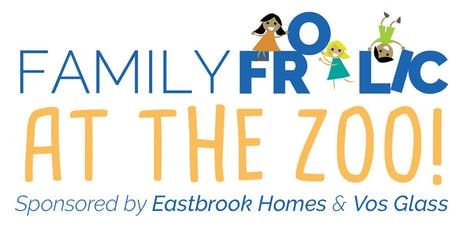 Family Frolic at the Zoo 2019 tickets