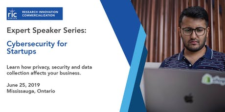 RIC Expert Speaker Series: Cybersecurity for Startups  tickets