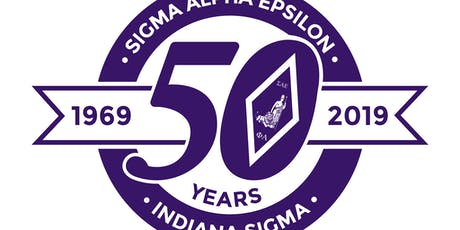 Indiana Sigma of SAE - 50th Anniversary tickets