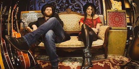 Christine Campbell & Blake Johnston tickets