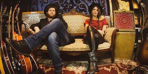 Christine Campbell & Blake Johnston