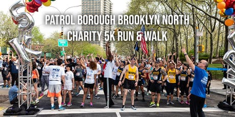 Brooklyn North Charity 5k Walk & Run tickets