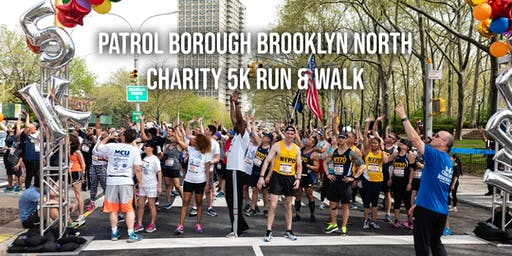 Brooklyn North Charity 5k Walk & Run