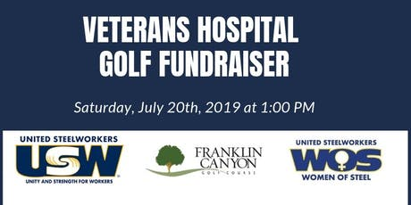 Veterans Hospital Golf Fundraiser at Franklin Canyon tickets