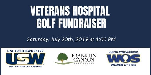 Veterans Hospital Golf Fundraiser at Franklin Canyon