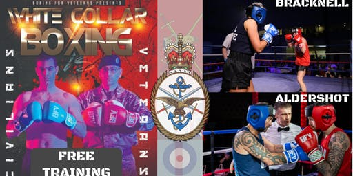 BOXING FOR VETERANS BRACKNELL