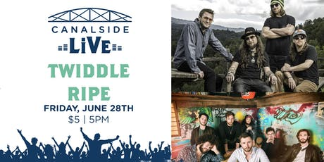Canalside Live Series: Twiddle with Ripe tickets