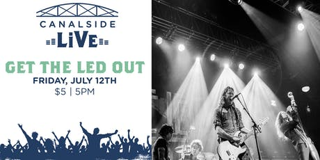 Canalside Live Series: Get the Led Out tickets
