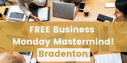Canceled: Business Monday Mastermind (No Pitches, Only Solutions)