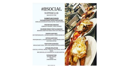B Social Brunch Day Party  tickets