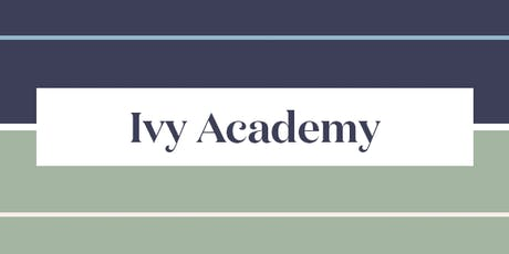 Ivy Academy London - Autumn 2019 tickets