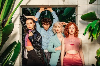 The Regrettes/ Hot Flash Heat Wave/ Forager tickets