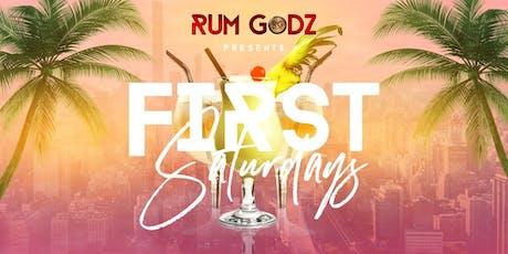 RUM GODZ FIRST SATURDAYS BROOKLYN tickets