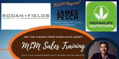MLM Sales Webinar | Week 4 of 8