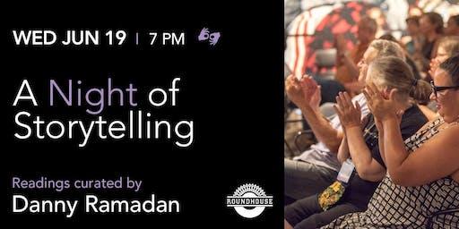 A Night of Storytelling @ QAF 2019