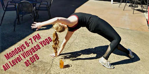 Yoga + Beer at Granite Falls Brewing Company (Class fee: $5)