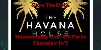 "Tuskegee Alumni presents ""A Night in Havana"" Homecoming Kick-Off Party in Atlanta"
