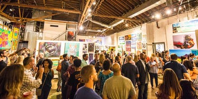 CHOCOLATE AND ARTSHOW PHOENIX EDITION- SEPTEMBER 20 - 21, 2019