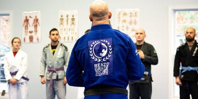 Renzo Gracie Clarksville Presents: Brian Carequinha Marvin Seminar