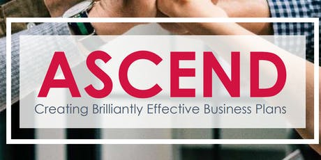 ASCEND: Brilliantly Effective Business Plans  tickets