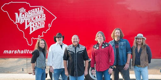 Marshall Tucker Band - Pawleys Island Festival of Music & Art