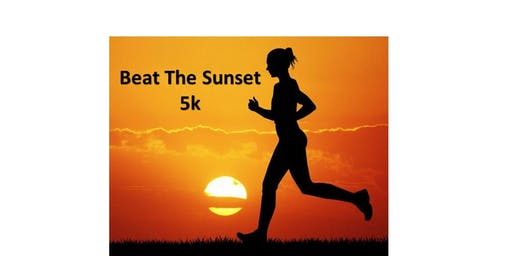 Beat The Sunset 5k Road Race