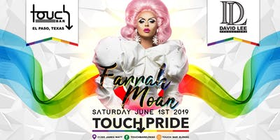 Farrah Moan • RuPaul's Drag Race All Stars 4 • Live at Touch Bar El Paso
