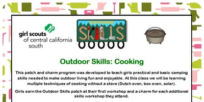 Outdoor Skills: Cooking Part B - Fresno County
