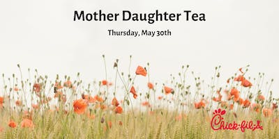 Mother Daughter Tea