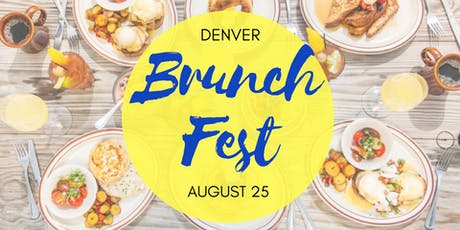 BrunchFest 2019 tickets