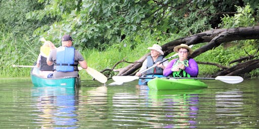 Water Cache Canoe & Kayak Cruise