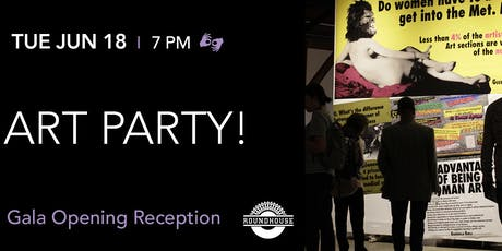 Art Party! @ QAF 2019 tickets