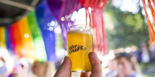 2019 Pride Beer Dabbler TeamFINNEGANS Volunteers