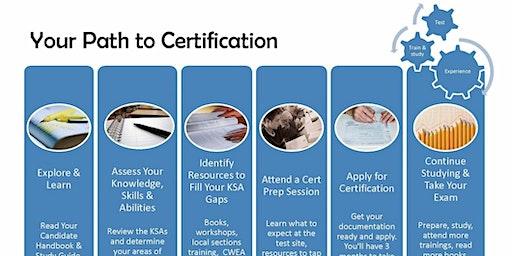 Certification Preparation Session