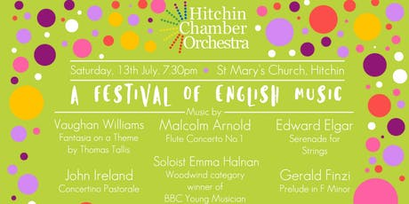 Festival of English Music tickets