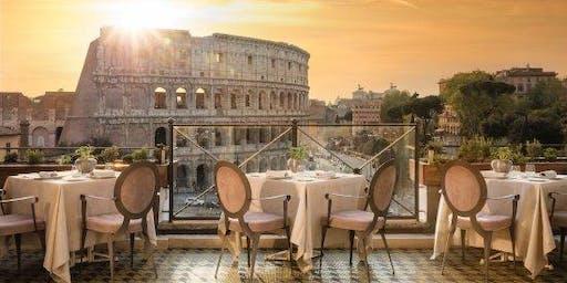 Chef's Table Dinner - Roma Capitale