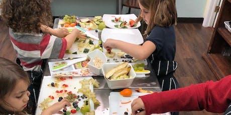 Kids in the Kitchen: Half day summer camp tickets